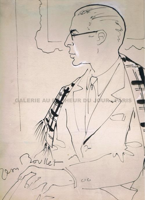 Jean Boullet - Roger Peyrefitte