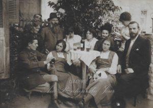 Photo de groupe 1895